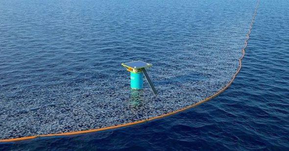 El inventor de 23 años que salvará los océanos