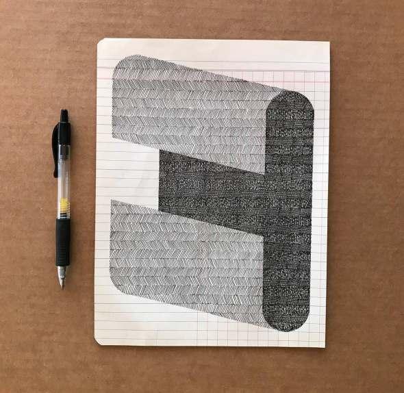 Para ejercitar la mano: los dibujos de Albert Chamillard