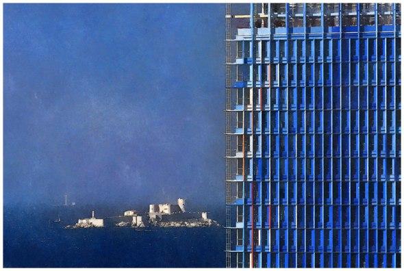 3,850 parteluces y 30 variaciones de color en el nuevo edificio de Jean Nouvel