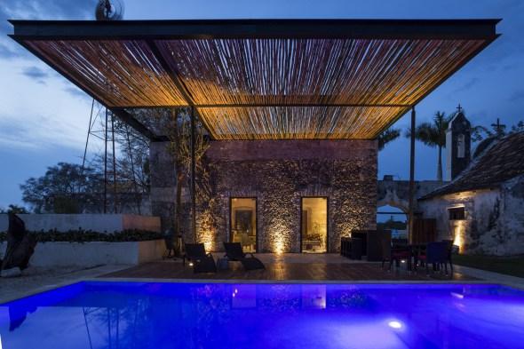De vieja hacienda a espectacular hotel boutique