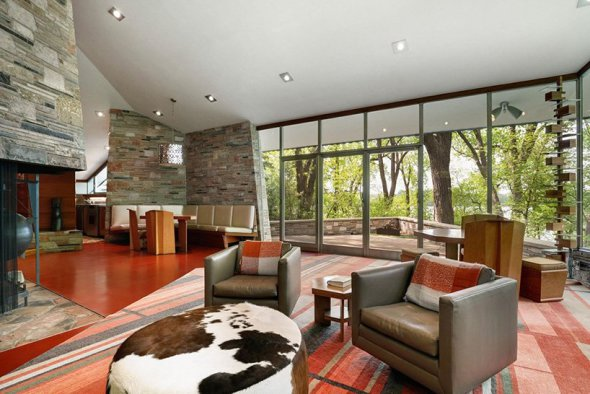 Casa de Frank Lloyd Wright en venta