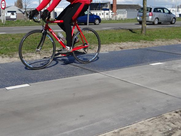 Conoce las ciclovías que producen energía solar