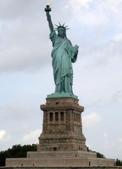 La Estatua de la Libertad: el regalo más valioso de Francia a E.U.A.