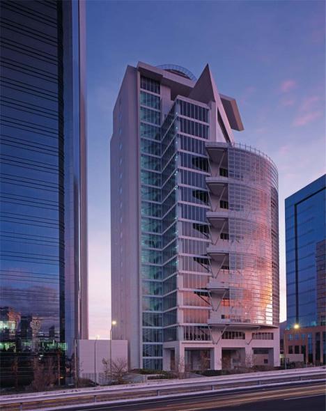 Edificio Corporativo Banorte