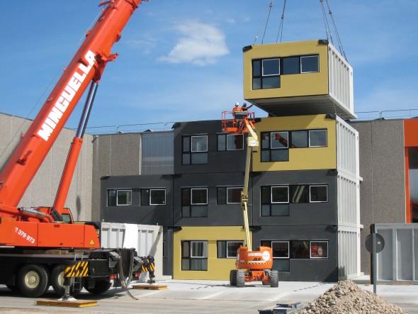 Sistema de vivienda modular