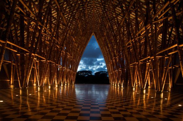 Acero vegetal: el Bambú